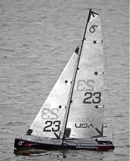 Rg65 Model Yacht Plans